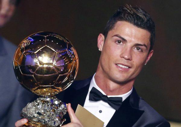 ¿Qué dice el rostro de Cristiano Ronaldo?