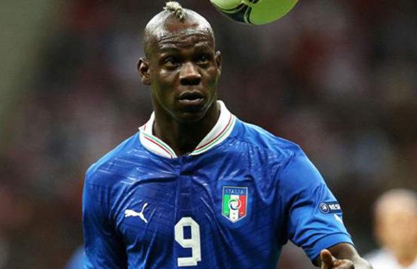 ¿Qué dice el rostro de Mario Balotelli?