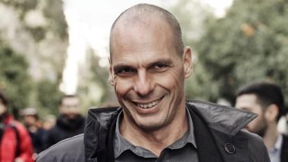 ¿Qué dice el rostro de Yanis Varoufakis?