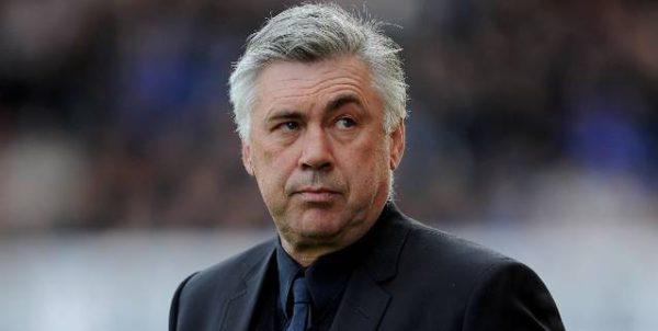 ¿Qué dice el rostro de Carlo Ancelotti?