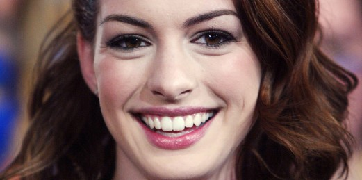 ¿Qué dice el rostro de Anne Hathaway?