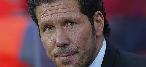 ¿Qué dice el rostro de Diego Simeone?