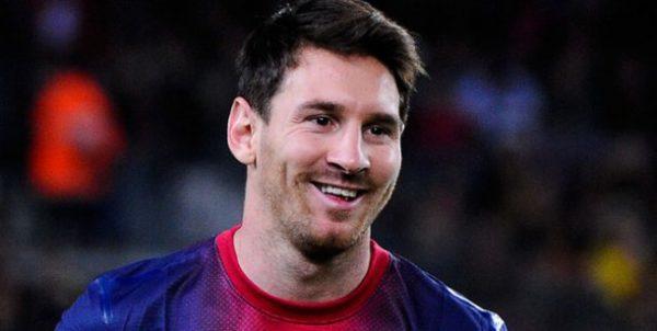 ¿Qué dice el rostro de Messi?