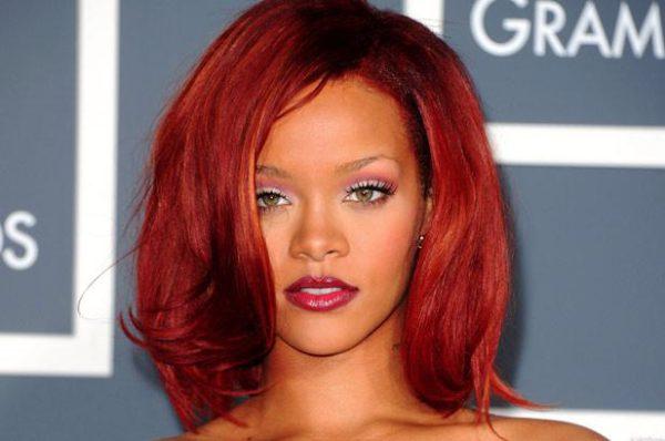 ¿Qué dice el rostro de Rihanna?