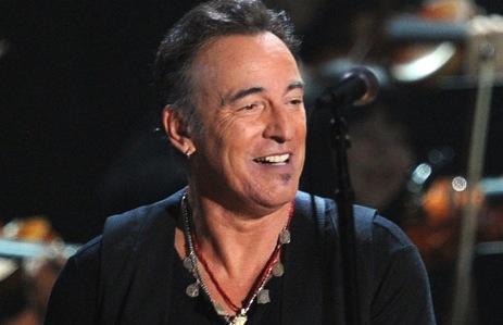 ¿Qué dice el rostro de Bruce Springsteen?