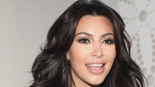 ¿Qué dice el rostro de Kim Kardashian?