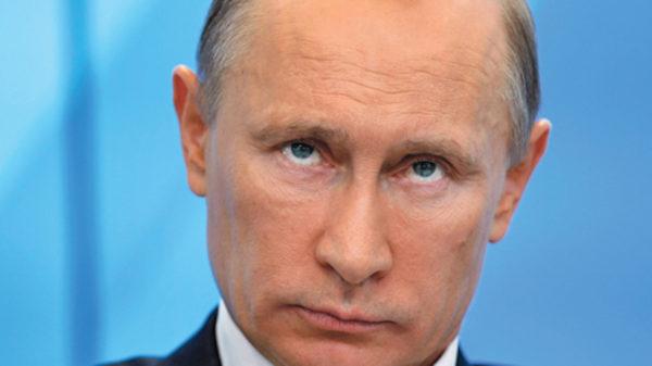 ¿Qué dice el rostro de Vladimir Putin?