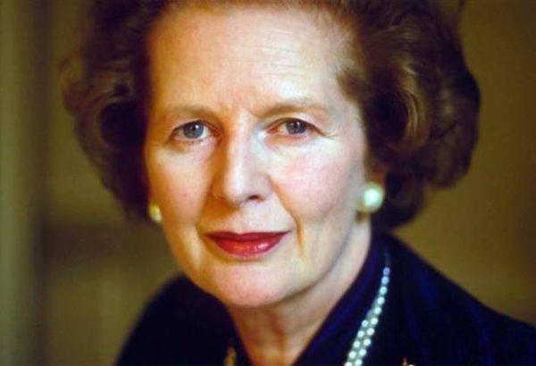 ¿Qué dice el rostro de Margaret Tatcher?