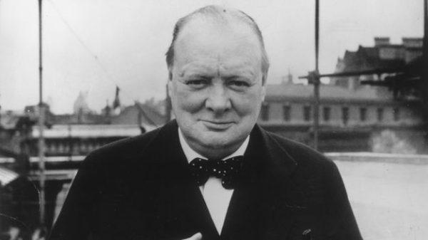 ¿Qué dice el rostro de Winston Churchill?