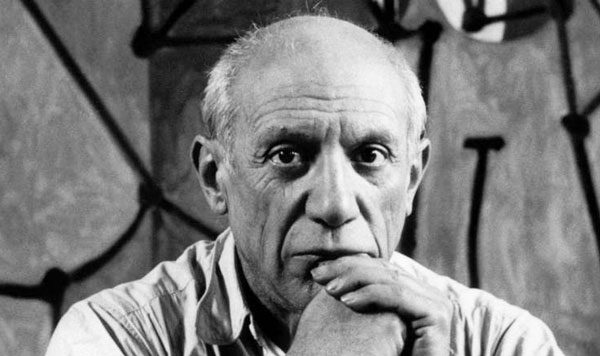 ¿Qué dice el rostro de Pablo Picasso?