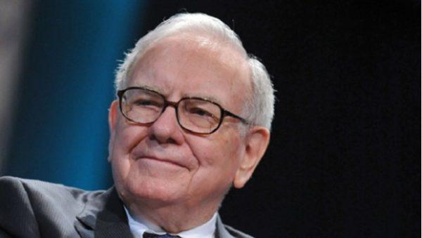 ¿Qué dice el rostro de Warren Buffett?