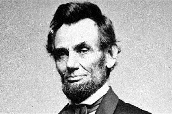 ¿Qué dice el rostro de Abraham Lincoln?