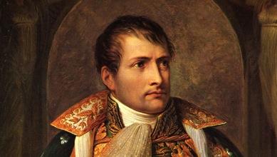 ¿Qué dice el rostro de Napoleón?