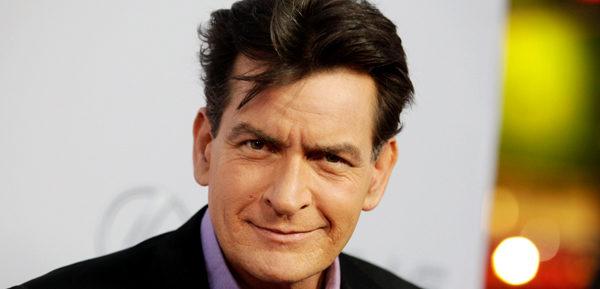 ¿Qué dice el rostro de Charlie Sheen?