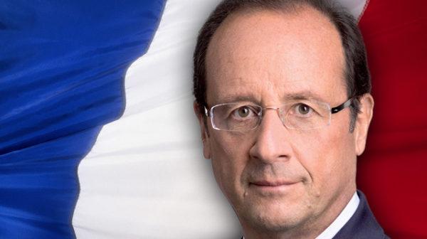 ¿Qué dice el rostro de Francois Hollande?