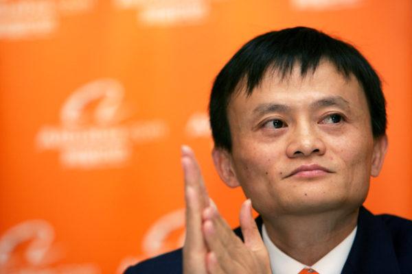 ¿Qué dice el rostro de Jack Ma?
