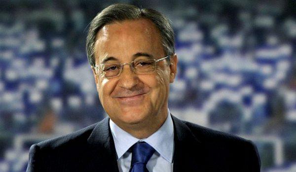 ¿Qué dice el rostro de Florentino Pérez?