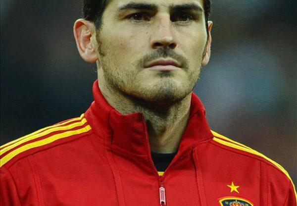 ¿Qué dice el rostro de Iker Casillas?