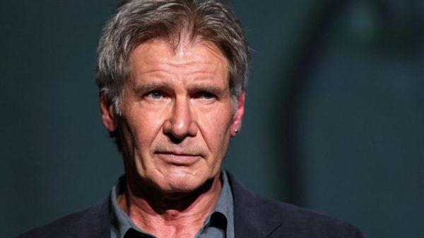 ¿Qué dice el rostro de Harrison Ford?
