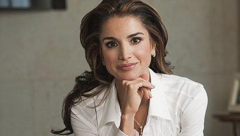 ¿Qué dice el rostro de Rania de Jordania?