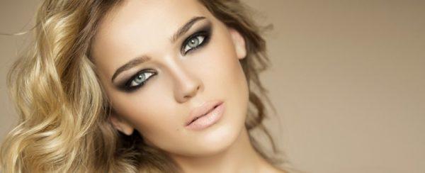 Belleza femenina para una campaña publicitaria