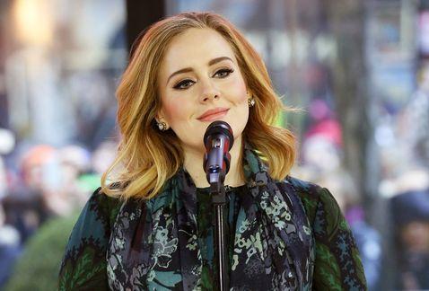 ¿Qué dice el rostro de Adele?