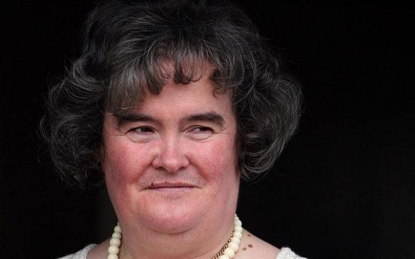 ¿Qué dice el rostro de Susan Boyle?