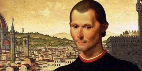 ¿Qué dice el rostro de Maquiavelo?
