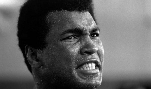 ¿Qué dice el rostro de Mohamed Ali?