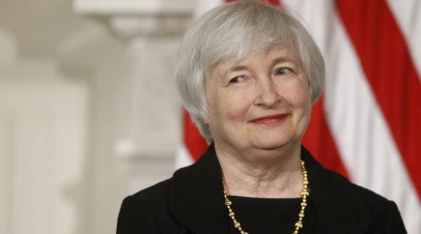 ¿Qué dice el rostro de Yanet Yellen?
