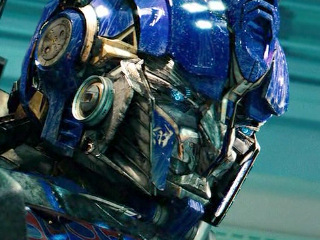 ¿Qué dice el rostro de Optimus Prime?