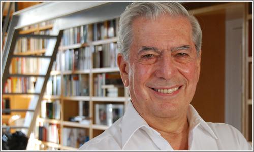 ¿Qué dice el rostro de Mario Vargas Llosa?