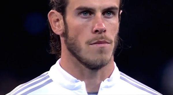 ¿Qué dice el rostro de Gareth Bale?
