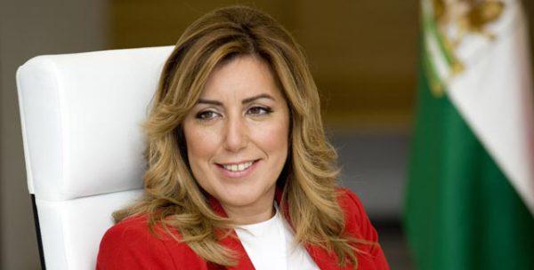 ¿Qué dice el rostro de Susana Díaz?
