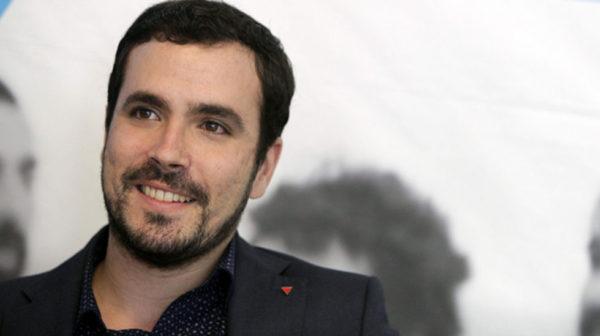 ¿Qué dice el rostro de Alberto Garzón?