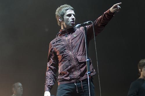 ¿Qué dice el rostro de Liam Gallagher?