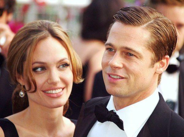 Angelina Jolie VS Brad Pitt