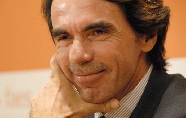 ¿Qué dice el rostro de José María Aznar?