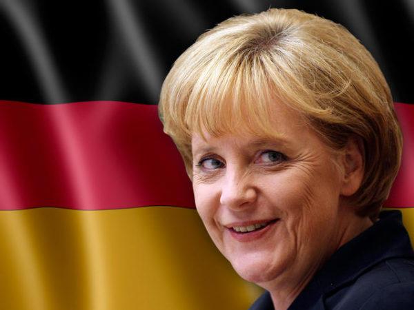 ¿Qué dice el rostro de Ángela Merkel?