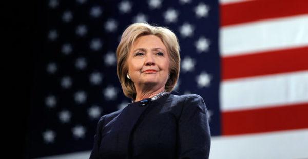 ¿Qué dice el rostro de Hillary Clinton?