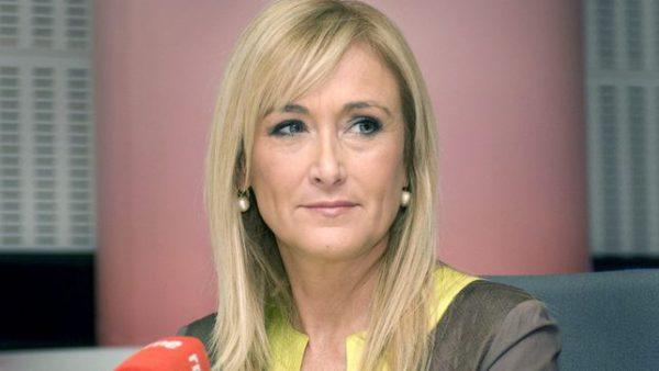 ¿Qué dice el rostro de Cristina Cifuentes?