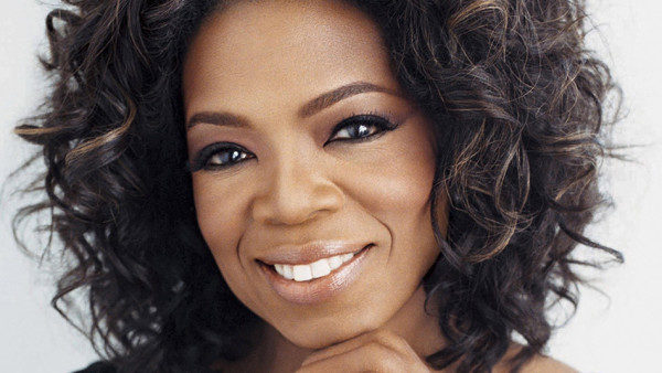 ¿Qué dice el rostro de Oprah Winfrey?