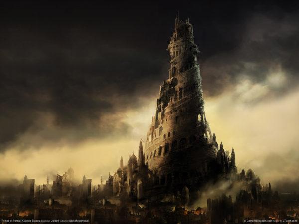 La estúpida Torre de Babel
