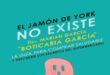 El jamón de york no existe