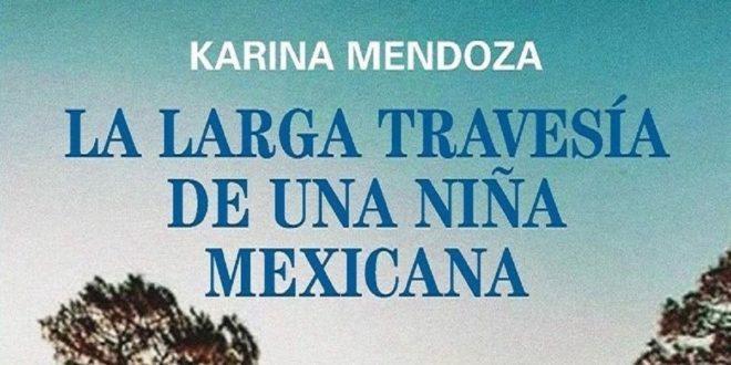 La larga travesía de una niña mexicana
